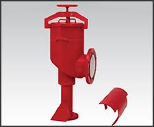 Foto do produto Câmara de espuma Modelo MCS