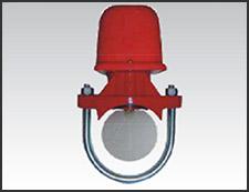 Foto do produto Chave de fluxo pneumática