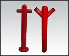Foto do produto Coluna de hidrante Industrial