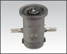 Foto do produto Esguicho água-espuma Vazão: 150, 250, 350 ou 500 gpm