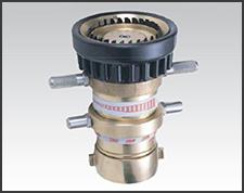 Foto do produto Esguicho água-espuma Vazão de 500, 750, 1000 e 1250 gpm