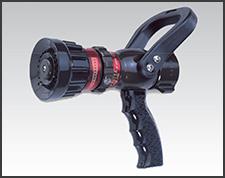 Foto do produto Esguicho manual de vazão regulável 30, 60, 95 e 125 gpm