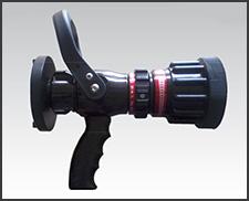 Foto do produto Esguicho manual vazão regulável 95, 125, 150 e 200 gpm