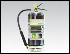 Foto do produto Extintor de incêndio para cozinhas - Classe K