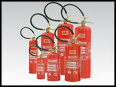 Foto do produto Extintor de incêndio - Portáteis
