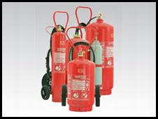 Foto do produto Extintor de incêndio - Sobre rodas