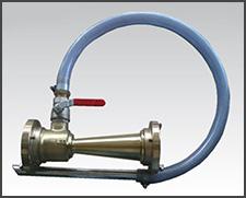 Foto do produto Proporcionador de espuma Vazões: 200, 400 ou 800 L/min