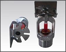 Foto do produto Sprinklers padrão - Tipo sidewall