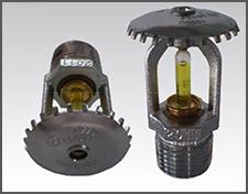 Foto do produto Sprinklers padrão - Tipo upright