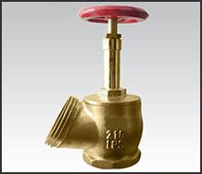 Foto do produto Válvula globo angular 210 psi - Industrial