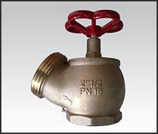 Foto do produto Válvula globo angular 230 psi - Industrial