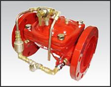 Foto do produto Válvula hidráulica para controle de canhão