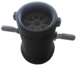 Image do tubo laminador do Esguicho água-espuma Vazão: 150, 250, 350 ou 500 gpm