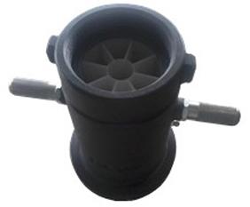 Image do Tubo laminador do Esguicho água-espuma Vazão de 300, 500 e 700 gpm
